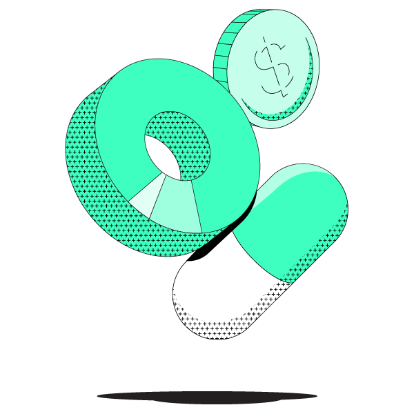2020 Drug Trend Report Pill Graphic